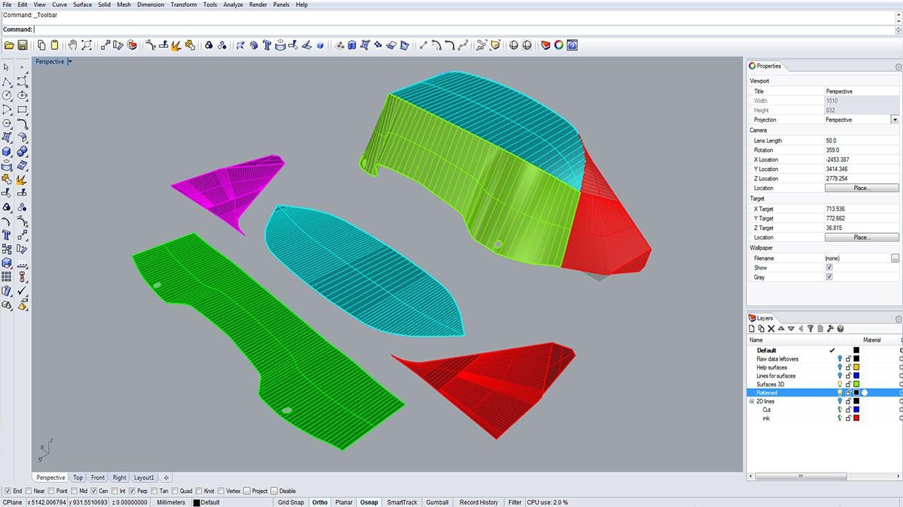 Prodim Marine industry solutions - Digital Templating Covers
