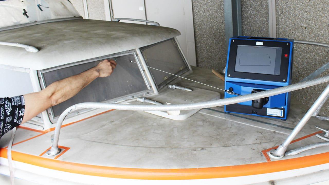 Prodim Marine industry solutions - Digital measuring