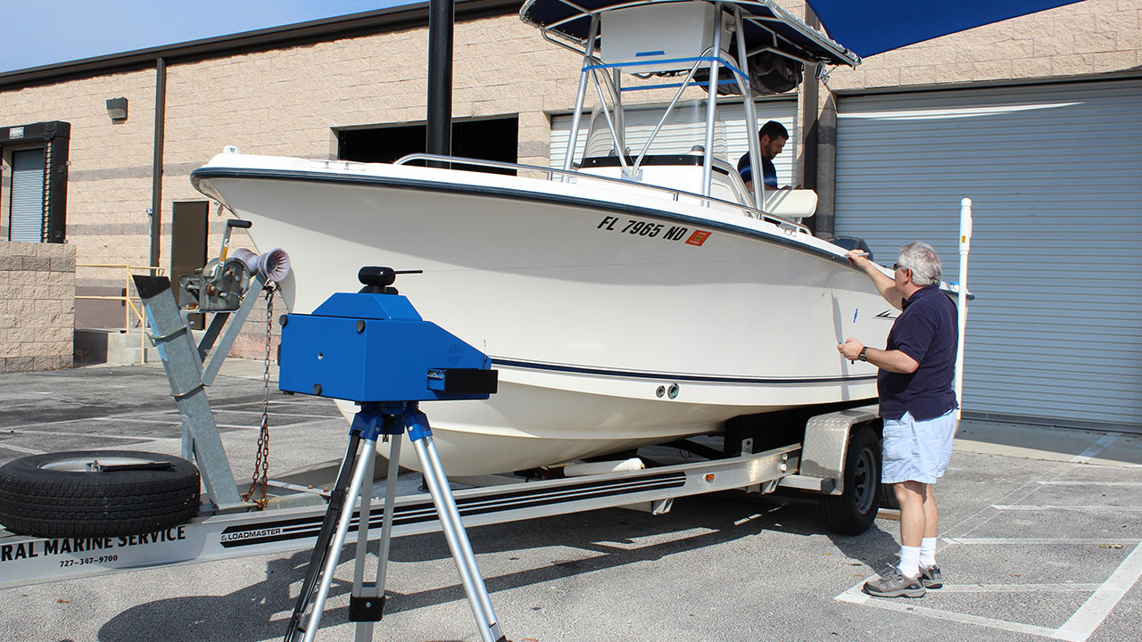 Prodim Marine industry solutions - Digital templating Boats, Yachts and Ships