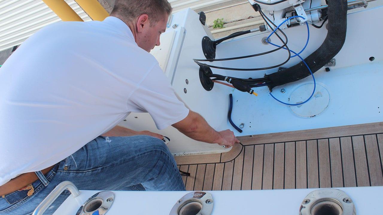 Prodim Marine industry solutions - Digital Templating Decks