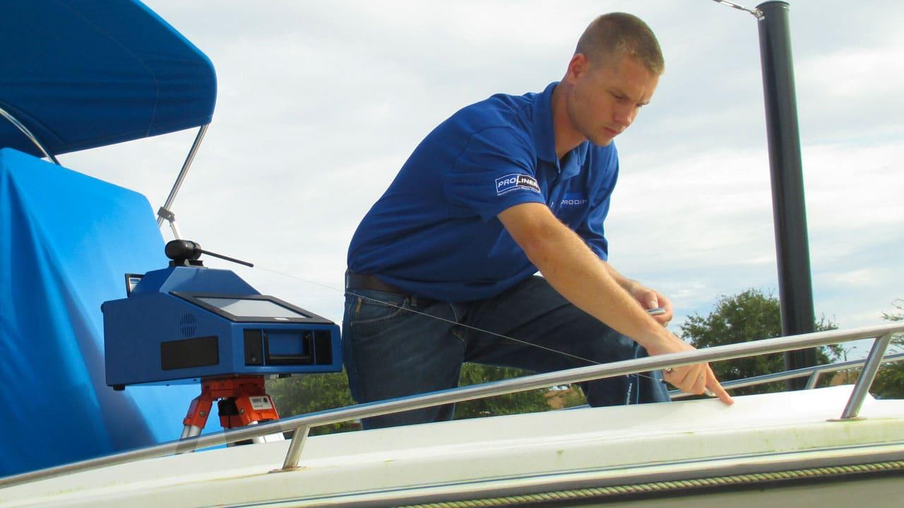 Prodim Marine industry solutions - Digital Templating Hulls and Railings