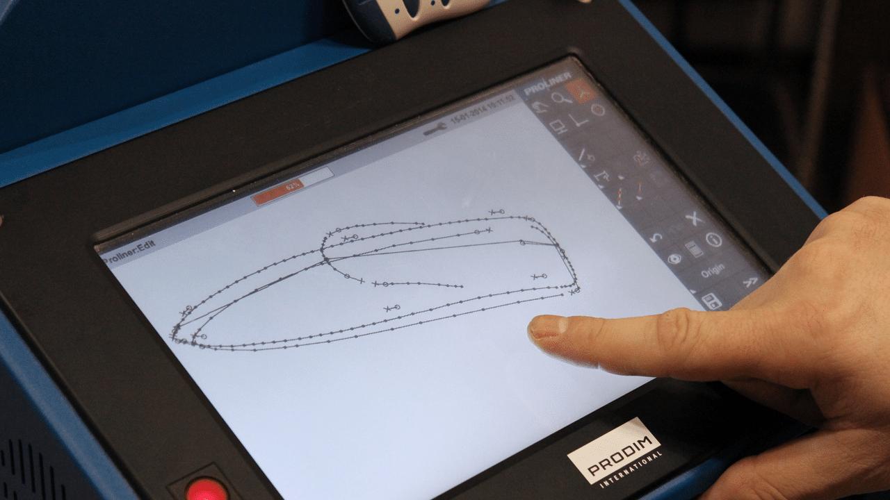 Prodim Marine industry solutions - Editing Digital Templates