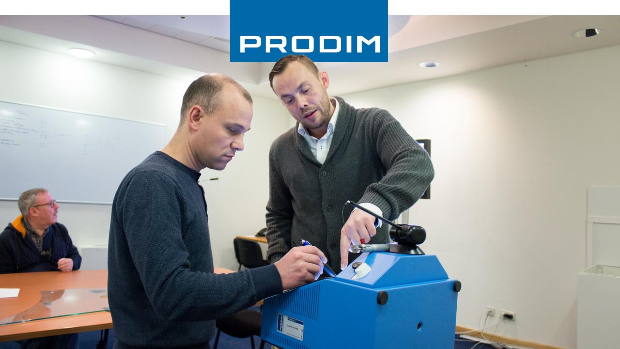 Prodim Proliner user AGC Fabrication