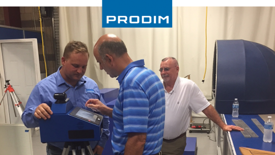 Prodim Proliner user Accurate Glass Products