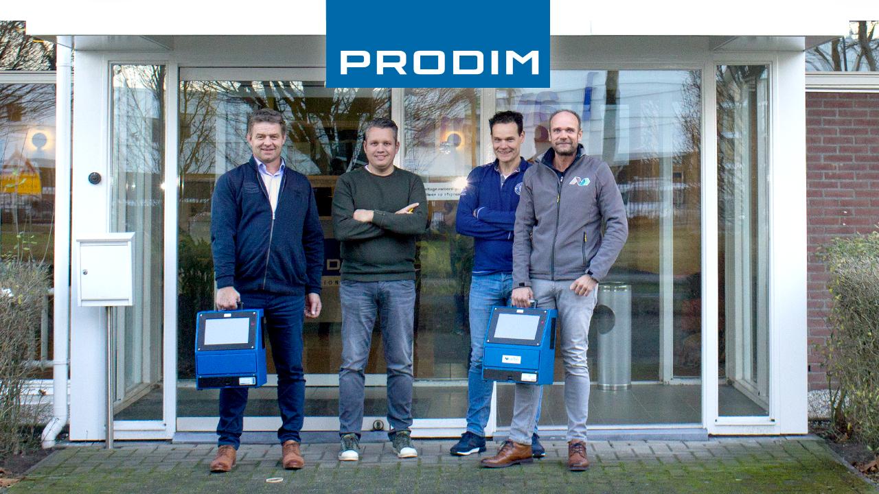 Prodim Proliner user Albo Deuren