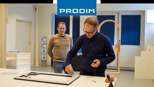 Prodim Proliner user Altnova