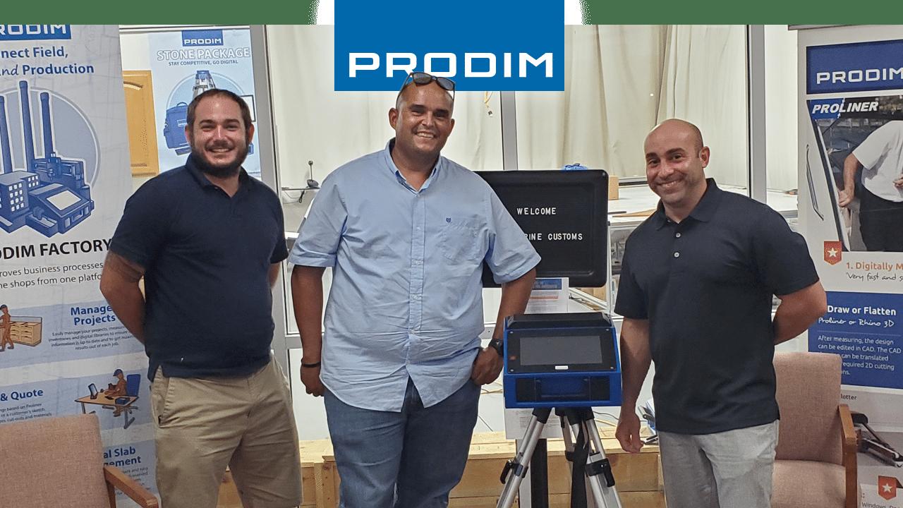 Prodim Proliner user C&C Marine