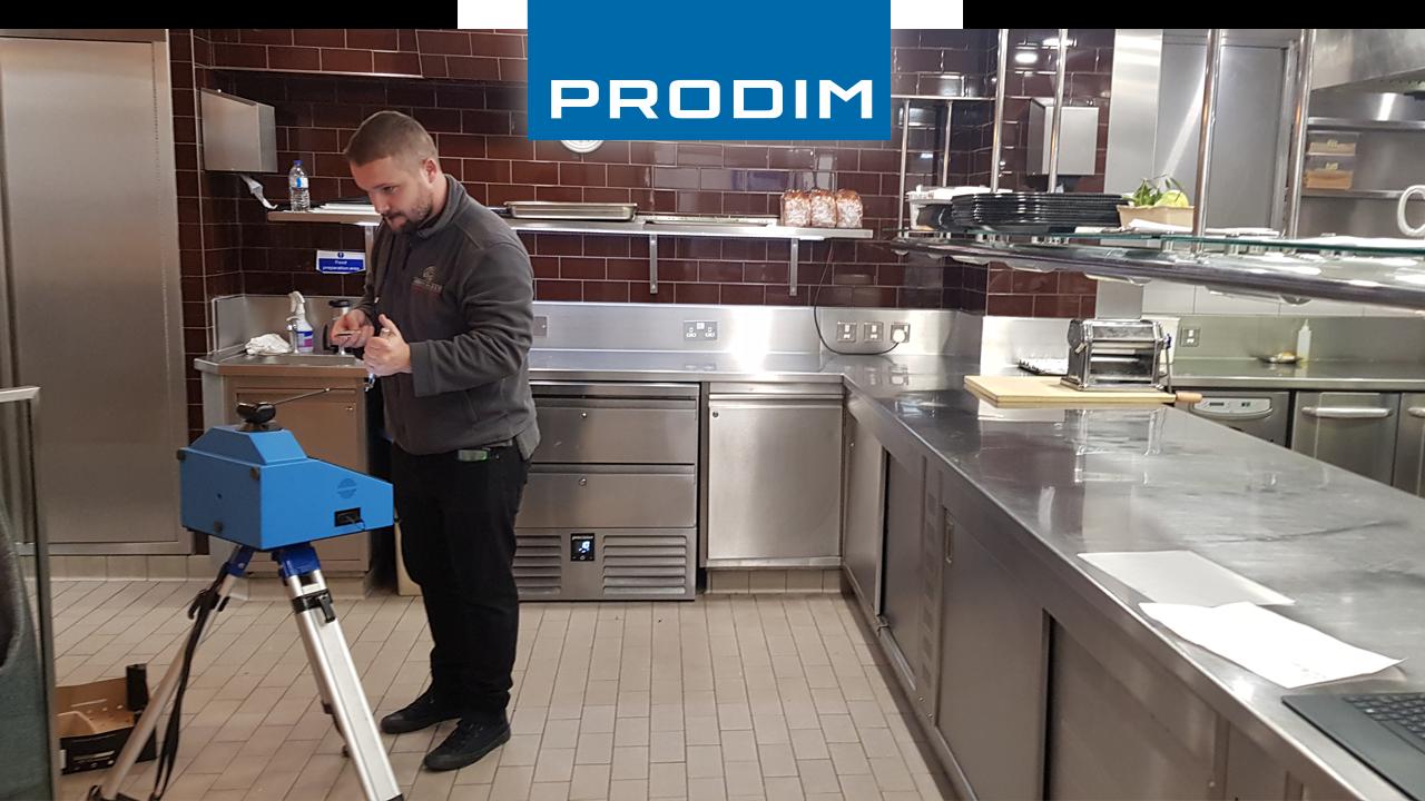 Prodim Proliner user Classico Marble