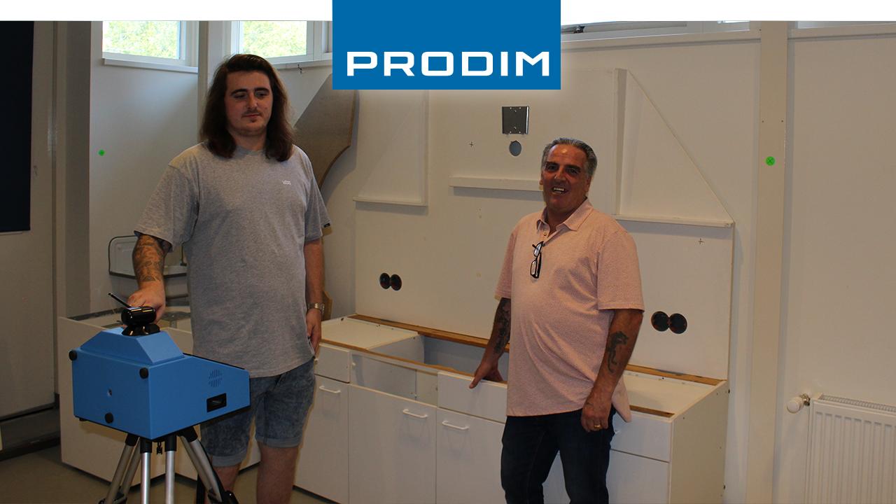 Prodim Proliner user Copley