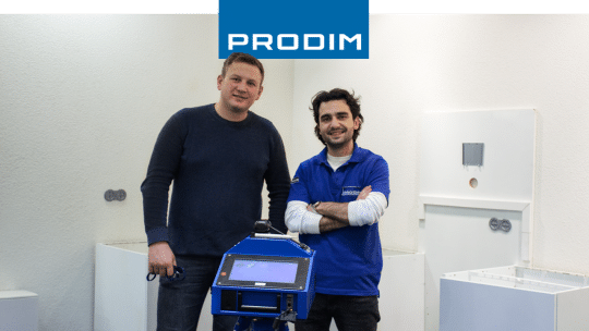 Prodim Proliner user Dimitrij Sosin