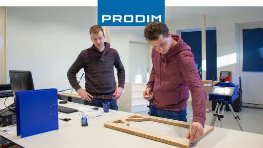 Prodim Proliner user Doornekamp Woodspecials
