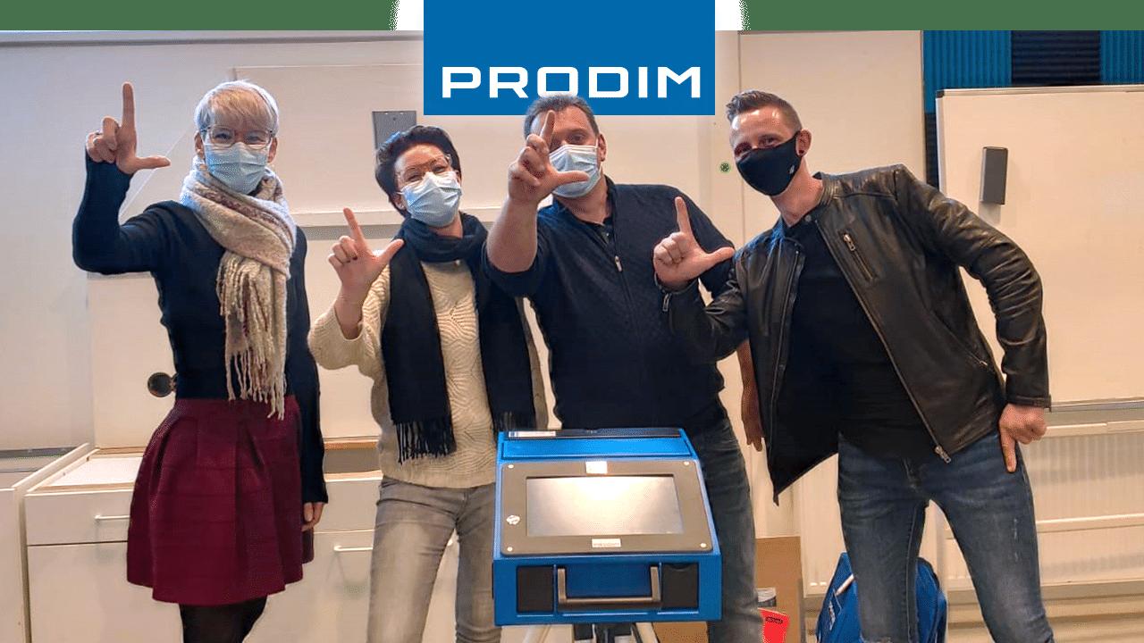 Prodim-Proliner-user-Dresselaers