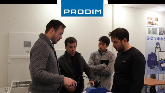 Prodim Proliner user - Erez Marble