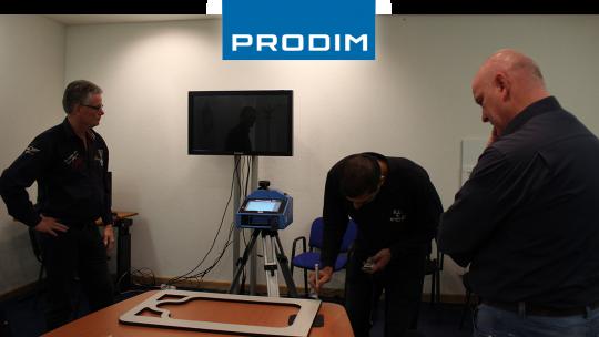 Prodim Proliner user Franke