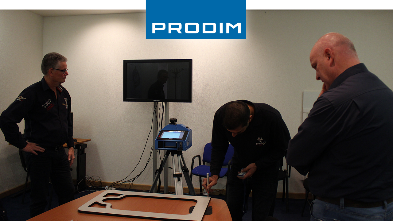 Prodim Proliner user Franke