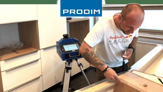 Prodim Proliner user Garas Naturstein