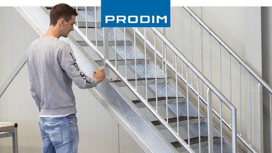 Prodim Proliner user Glaserei-Becker