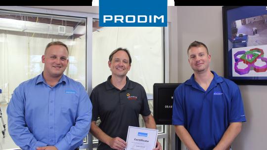 Prodim Proliner user Granite Busters