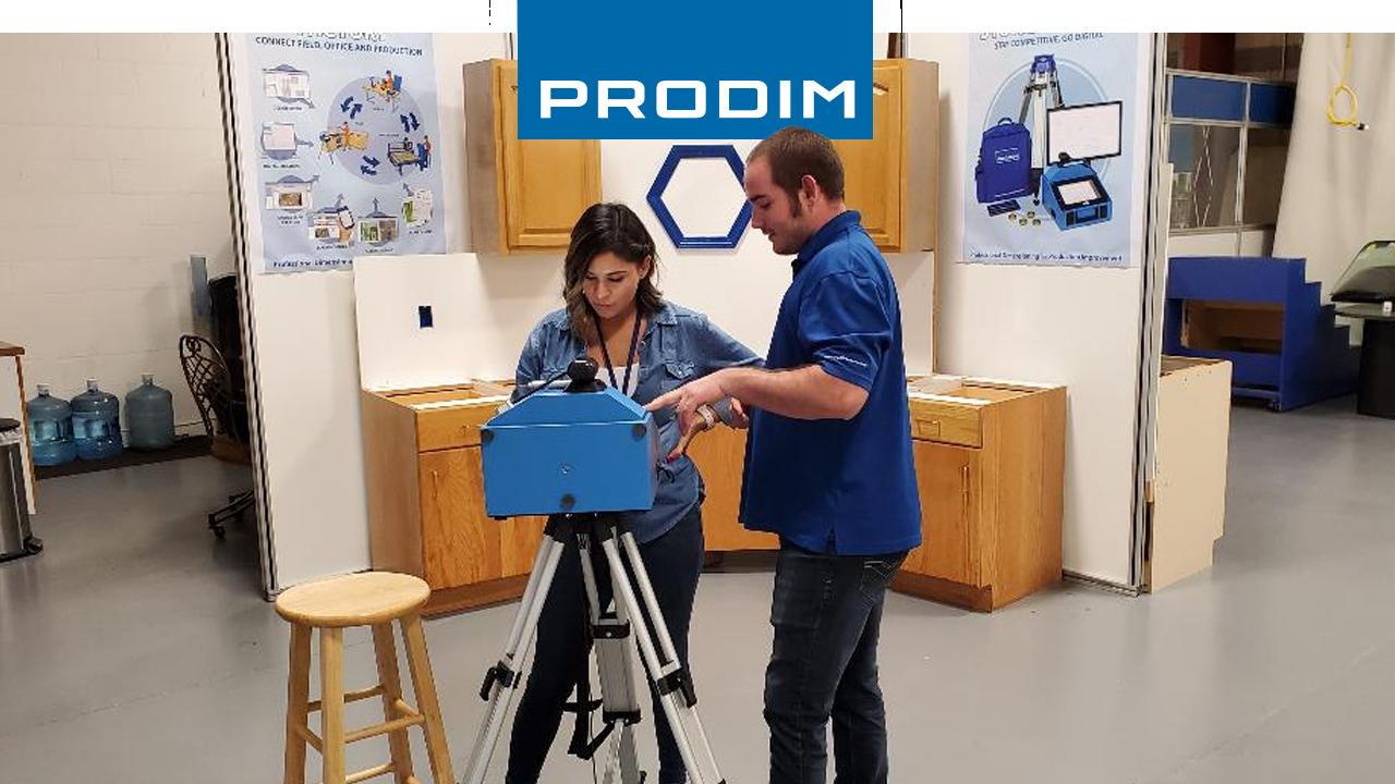 Prodim Proliner user Granite Renovations Group