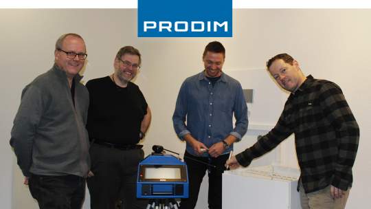 Prodim Proliner user Horn Bordplader