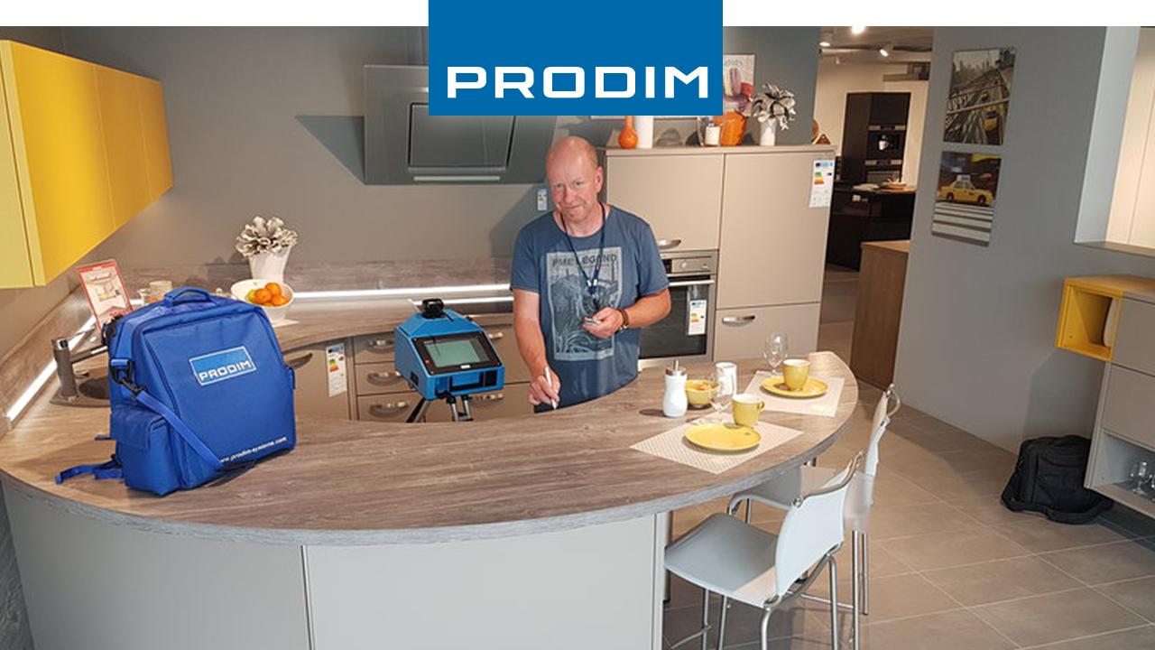 Prodim Proliner user Hurkes