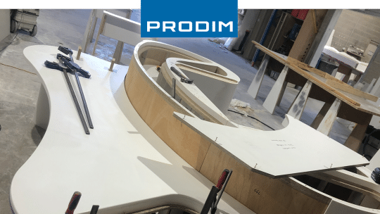 Prodim Proliner user Ideal Stone
