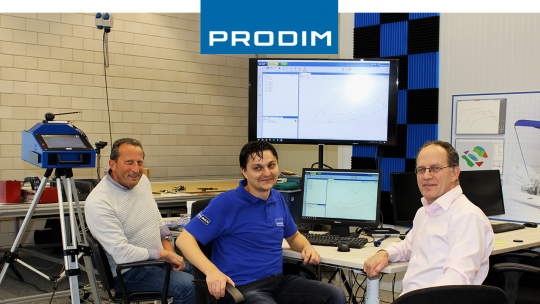 Prodim Proliner user Infinitos
