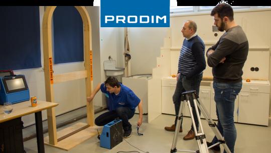 Prodim Proliner user Kamo