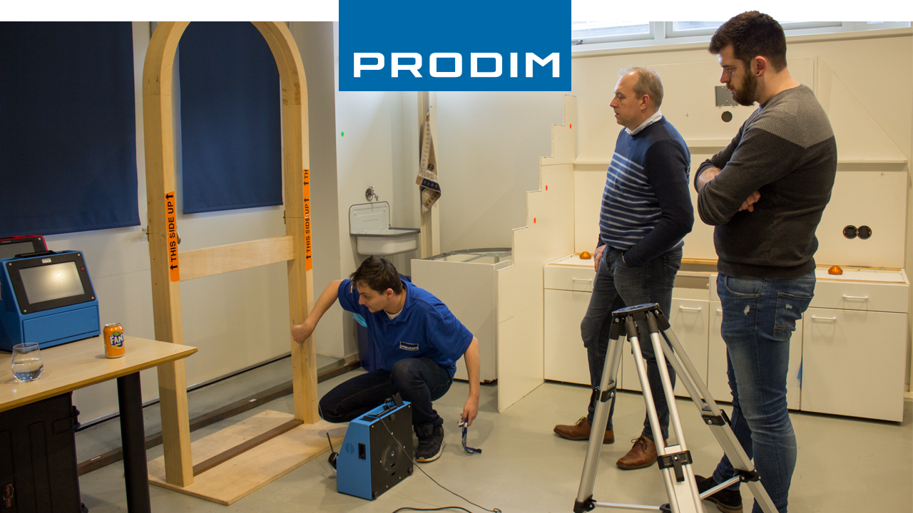 Prodim Proliner user Kamo