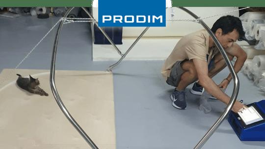 Prodim Proliner user Karatzi Sails