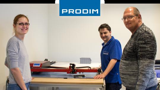 Prodim Proliner user Komfor