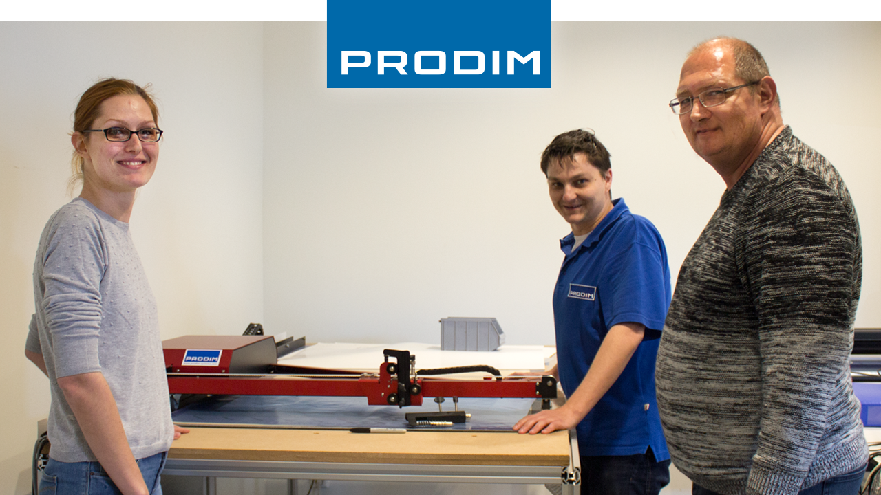 Prodim Proliner user Komfor