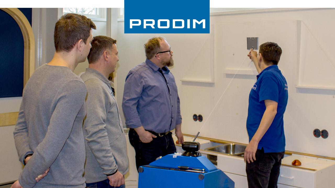 Prodim Proliner user Steinmetzgeschäft Kühn