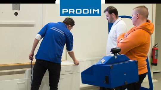Prodim Proliner user Mr. Kvalitetsbyg