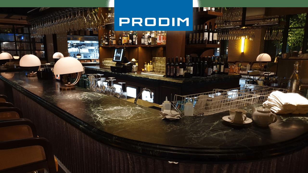 Prodim Proliner user Lamont Stone - Darbys restaurant