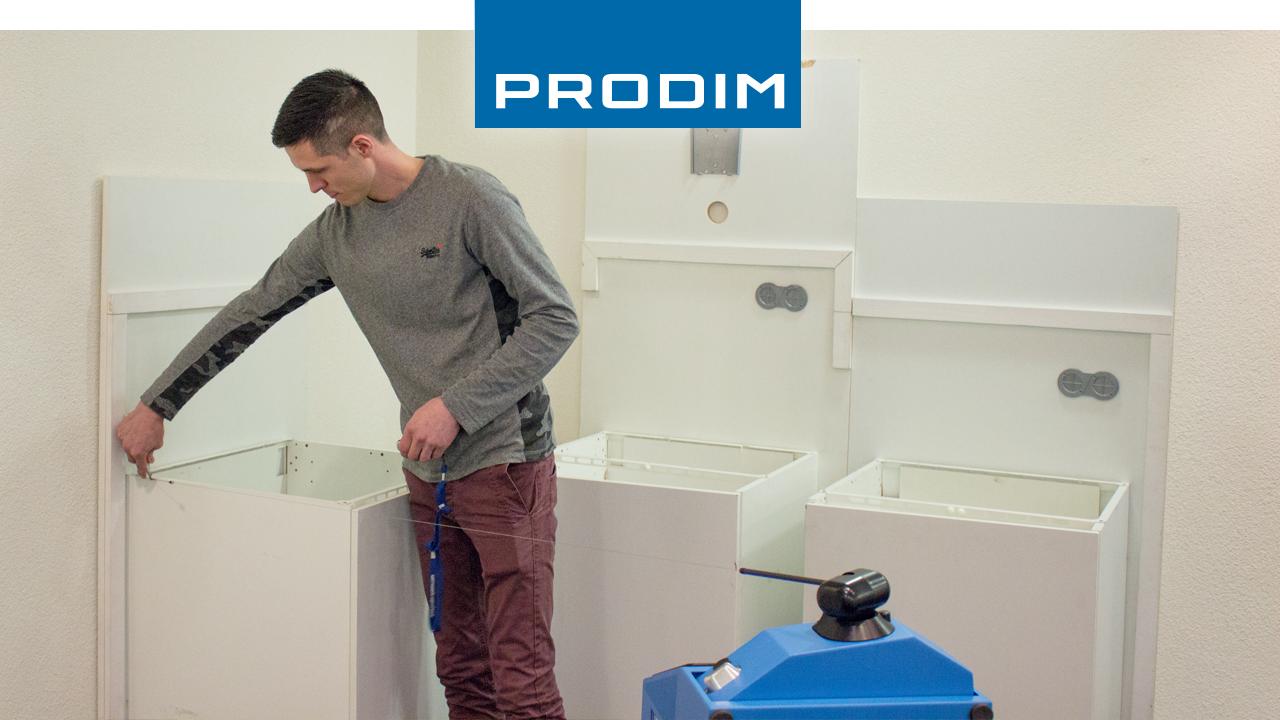 Prodim Proliner user Lampertz