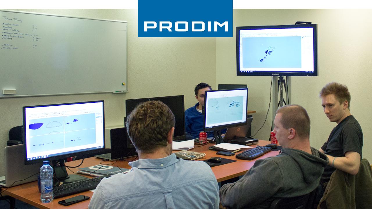 Prodim Proliner user Lang & Potter
