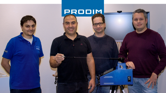 Prodim Proliner user Leufen