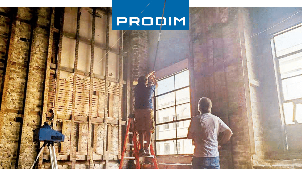 Prodim Proliner user Lowcountry Window and Door