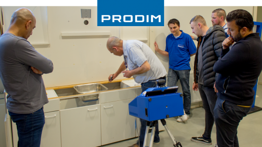 Prodim Proliner user Marble 4 life