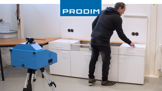 Prodim Proliner user Marbres et Tendances