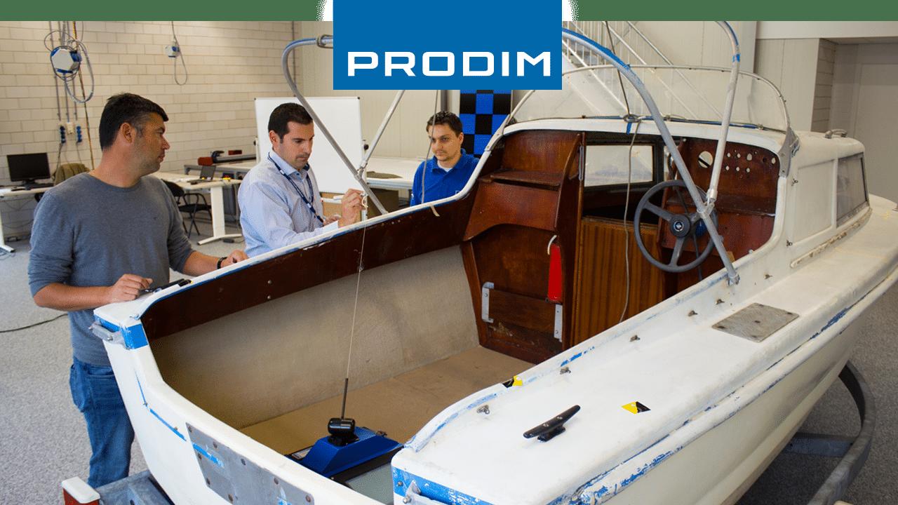 Prodim Proliner user Mare Bonum