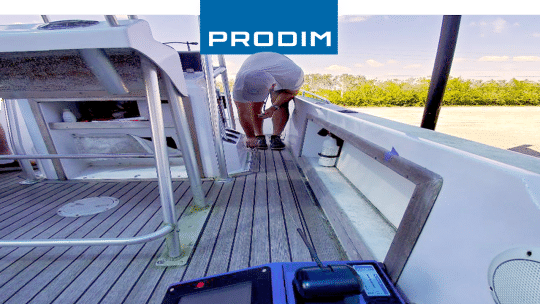 Prodim Proliner user Marine O Customs