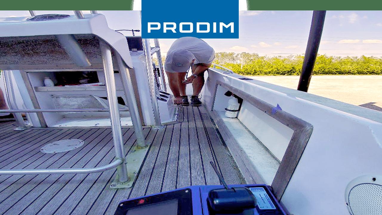 Prodim Proliner user Marine O Customs