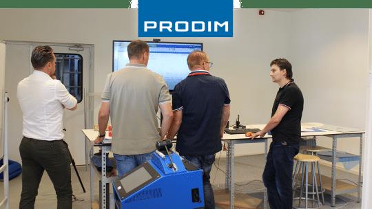 Prodim Proliner user - Natursteinwerk Schlosser