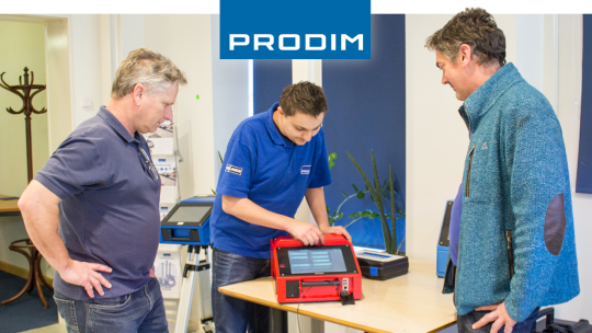 Prodim Proliner user Ocean Refit