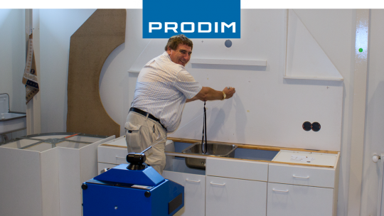 Prodim Proliner user Parhams