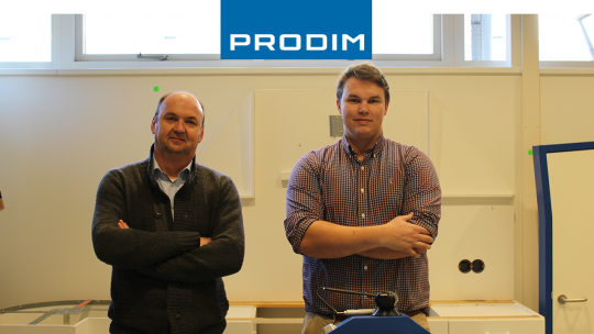 Prodim Proliner user - Patho Stone