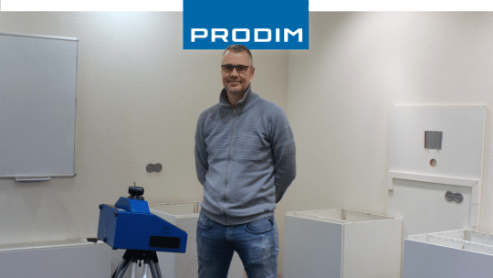 Prodim Proliner user RJ Montering
