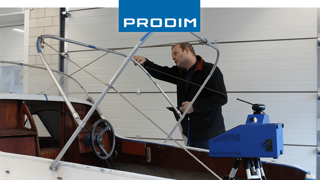 Prodim Proliner user Rolf Zeilmakerij